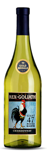 Rex Goliath Chardonnay 750ml - Case of 12